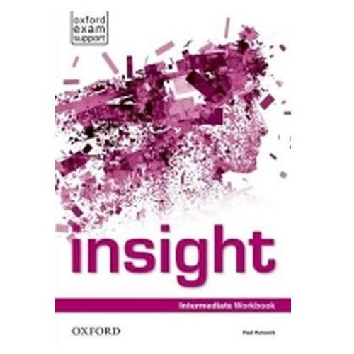 Insight: Intermediate: Workbook, Oxford University Press