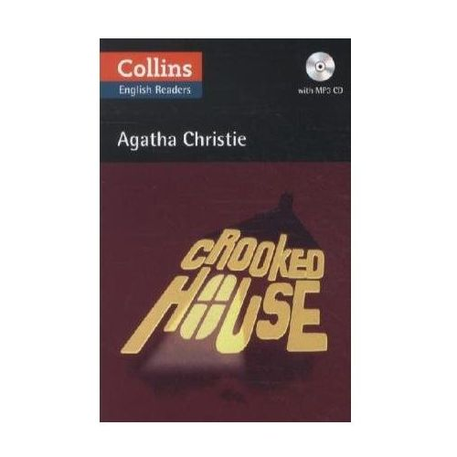 Crooked House + CD, Christie Agatha