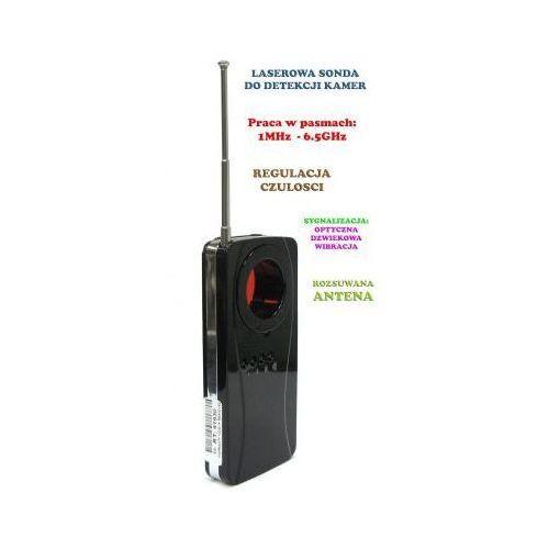 Laserowy wykrywacz podsłuchów, kamer, gsm i lokalizatorów gps... marki Spy electronics co.