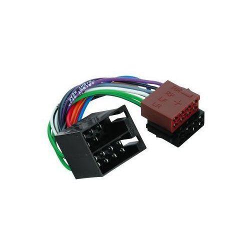 Akcesorium HAMA Przewód ISO uniwer. radio X2 - głośn. +zasil. 0.2m - produkt z kategorii- Pozostały sprzęt samochodowy audio/video