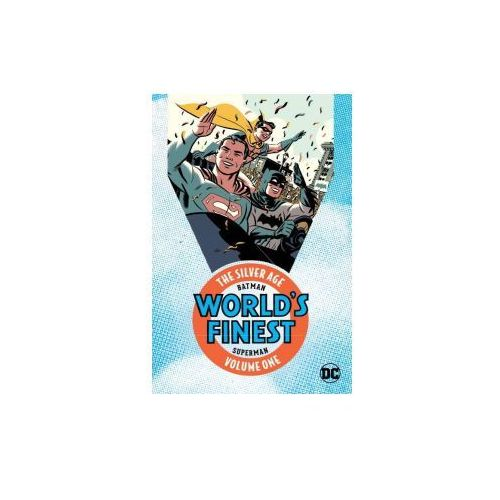 Batman & Superman World's Finest - The Silver Age Vol. 1 (9781401268336)