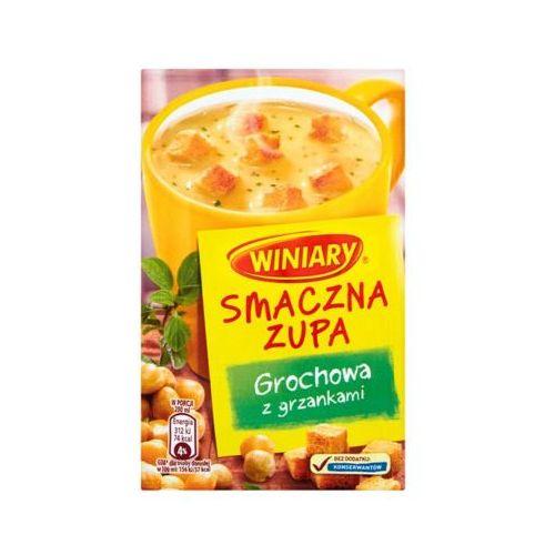 WINIARY 21g Smaczna Zupa Grochowa z grzankami