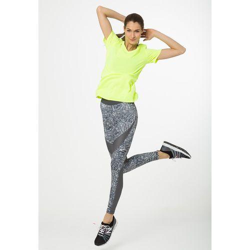 Nike Performance PRO HYPERCOOL Legginsy gris/blanc