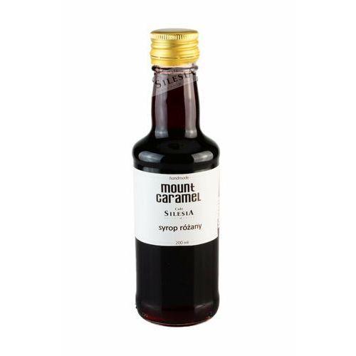 Mount caramel dobry syrop różany 200ml