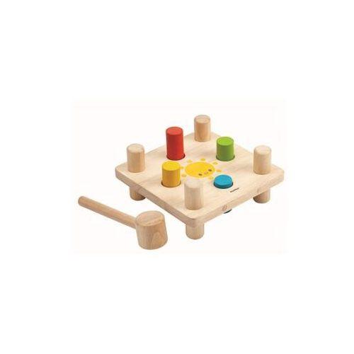 Plan toys Plansza z kołkami i młotkiem - darmowa dostawa kiosk ruchu