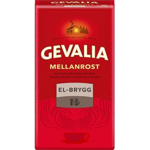 Gevalia - El-Brygg Mellanrost - kawa mielona - 450g