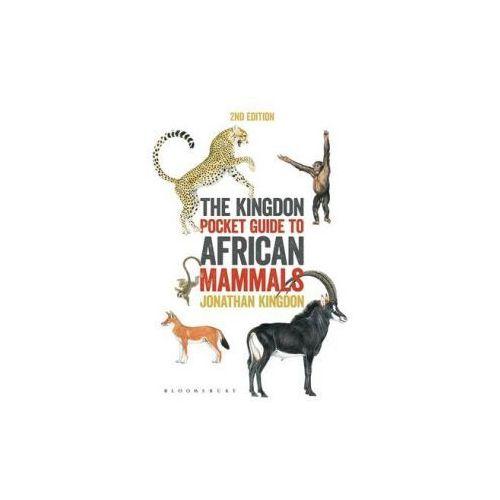 Kingdon Pocket Guide to African Mammals, Kingdon Jonathan