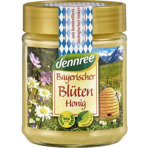 Miód wielokwiatowy bawarski bio 500 g - dennree marki Dennree (dżemy, miody, herbaty)