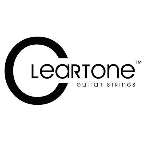 Cleartone emp electric struna pojedyncza do gitary elektrycznej, nickel-plated, 052, powlekana