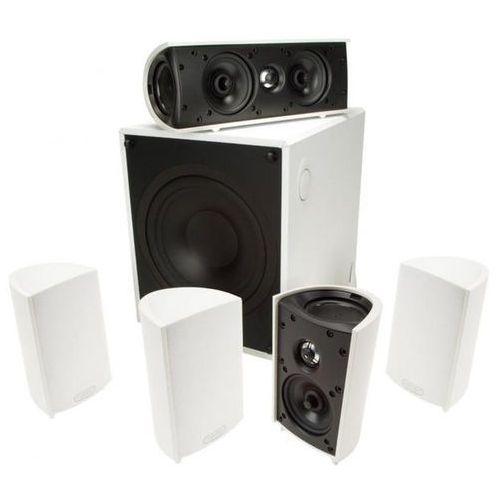DEFINITIVE TECHNOLOGY ProCinema 600 WHITE - zestaw kina domowego 5.1 z funkcją atmos | Zapłać po 30 dniach | Gwarancja 2-lata, ProCinema 600 WHITE