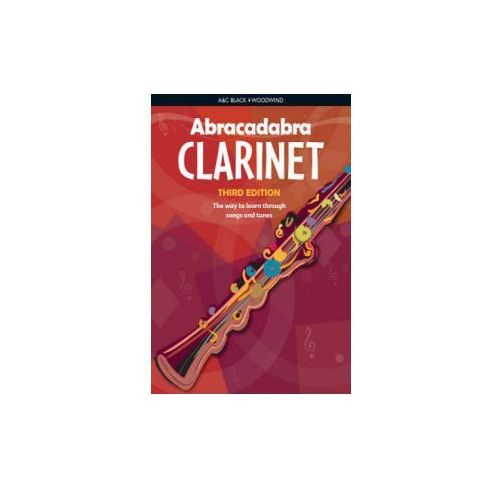 Abracadabra Clarinet (Pupil's book + 2 CDs) (9781408105306)