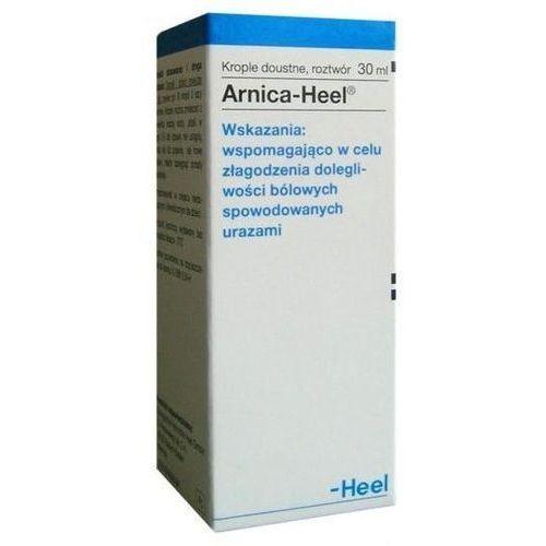 Arnica-heel krople 30 ml (Homeopatia)