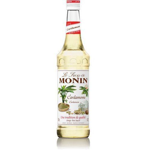 Monin Syrop smakowy cardamon, kardamon 0,7