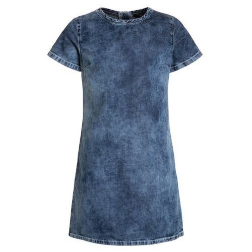 New Look 915 Generation Sukienka jeansowa blue (sukienka dziecięca)