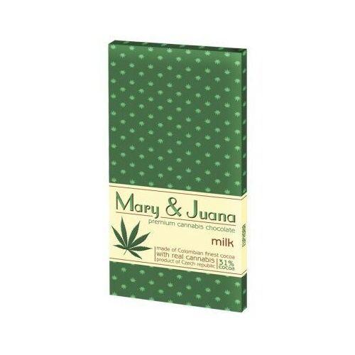 Czekolada mleczna Mary & Juana