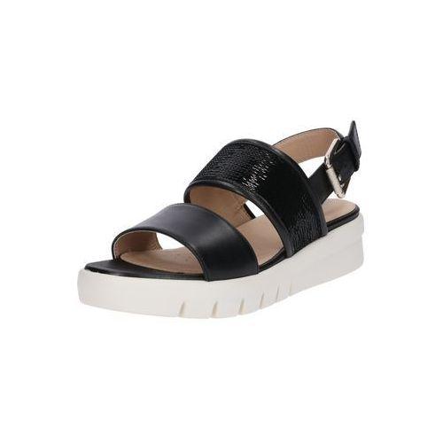 Geox sandały damskie Wimbley 36 czarny