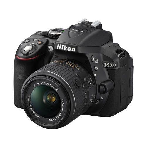 D5300 marki Nikon - lustrzanka cyfrowa