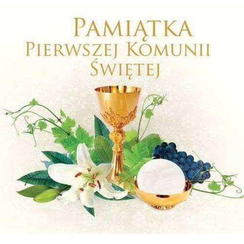 Pamiątka pierwszej komunii świętej, okładka twarda marki Produkt polski