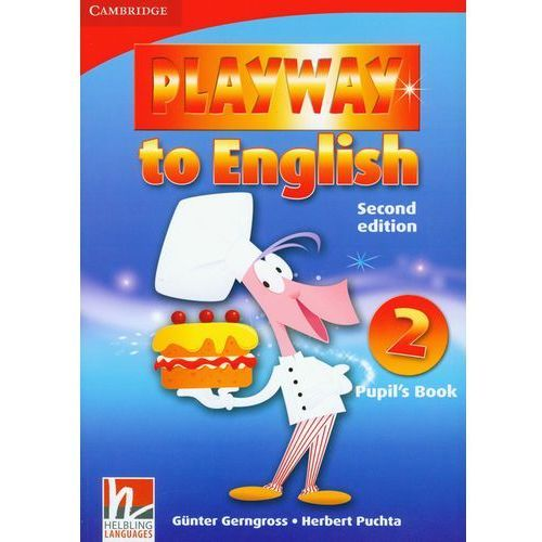 Playway To English 2 Pupil's Book, Cambridge University Press