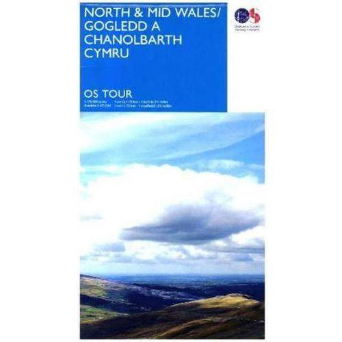 North & Mid Wales, Ordnance Survey