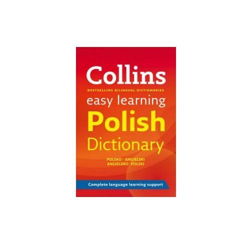 Collins Easy Learning Polish Dictionary (2018)