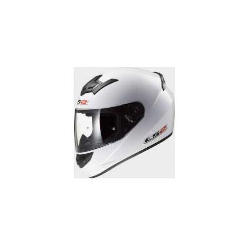 Ls2 Kask single rookie ff352. biały-połysk / white nowy model 2!