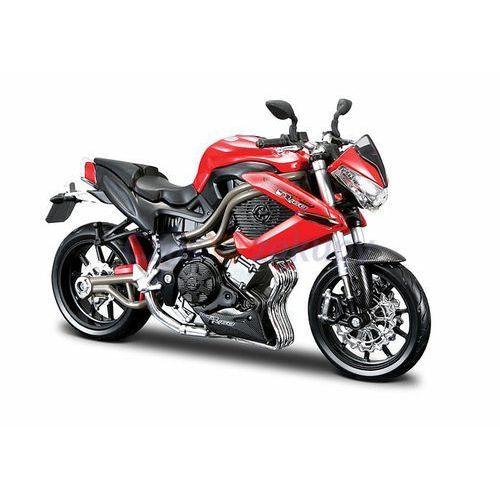 Maisto Motocykl Benelli Tornado Naked Tre R160 1/12 - oferta [25762a742711b773]