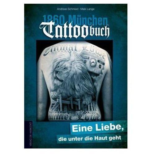 1860 München Tattoobuch (9783730701287)