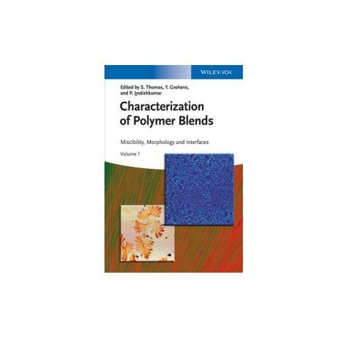 Characterization of Polymer Blends (9783527331536)