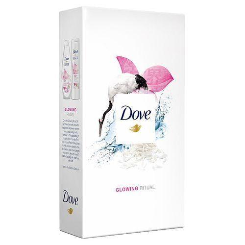 Dove glowing ritual zestaw kosmetyków