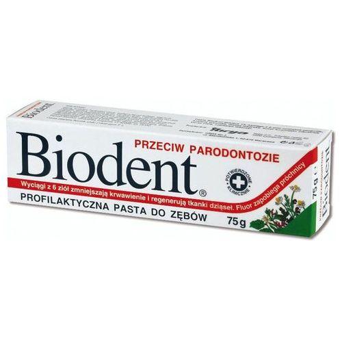 BIODENT Pasta do zębów przeciw paradontozie 75g (3838957592173)