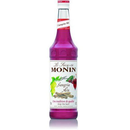 Monin Oryginalny syrop sangria mix 700ml