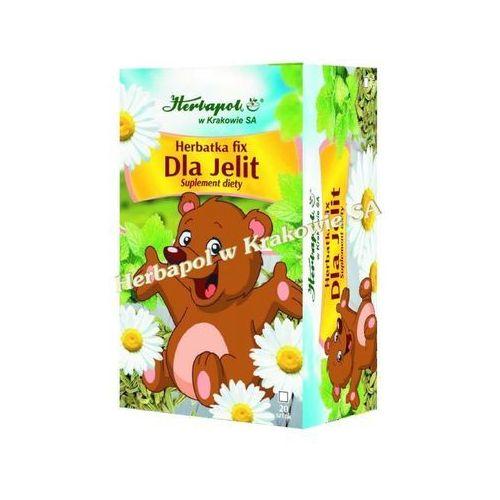 Herbatka fix dla jelit marki Herbapol