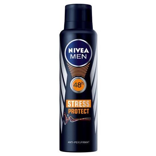 Nivea Antyperspirant men stress protect 48 h w sprayu 150 ml (4005808718450)