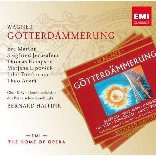 Empik.com Gotterdammerung - haitink, marton, jerusalem, hampson, bay.rso (płyta cd) (5099931970624)