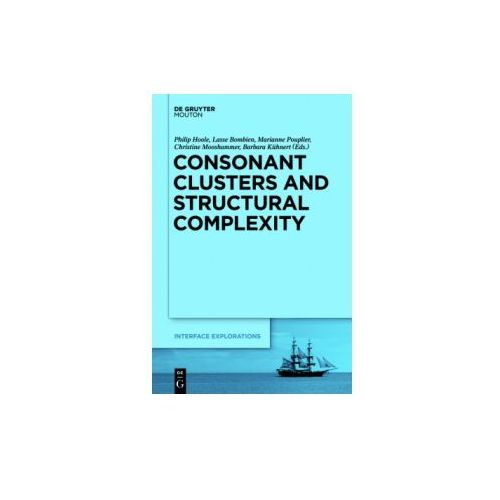 Consonant Clusters and Structural Complexity