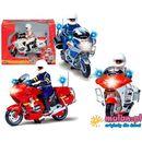 Produkt Dickie motor policyjny SOS, światło, dźwięk, 3 rodz. ścigacz 3lata+ 3383025