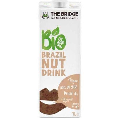 Napój Mleko z Orzechów Brazylijskich Naturalne 1L b/g - The Bridge - EKO (8019428007357)