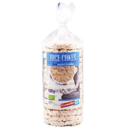 Wafle ryżowe bezglutenowe 120g - fiorentini - eko marki 228fiorentini bio