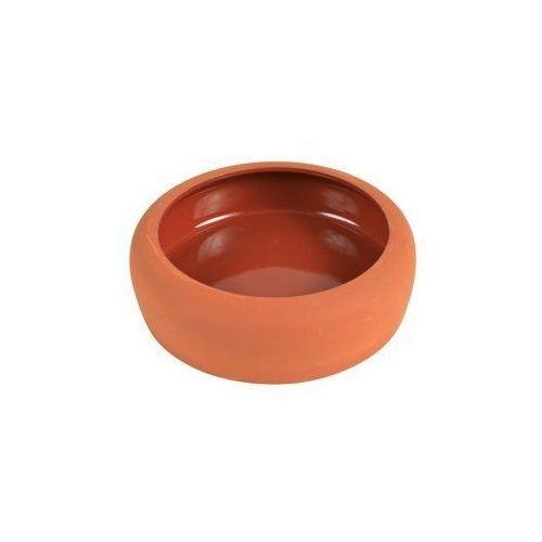 Trixie miska ceramiczna dla królika z zaokrągloną krawędzią 800ml