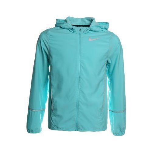 Nike Performance Kurtka do biegania polarized blue/polarized blue/reflective silver, kolor niebieski