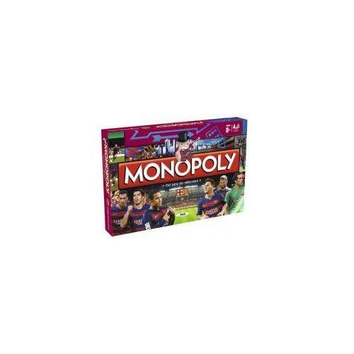 Monopoly fc barcelona - poznań, hiperszybka wysyłka od 5,99zł! marki Hasbro