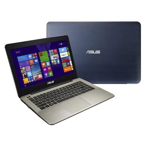 Notebook Asus  K455LN-WX014H, pamięć operacyjna [4GB]