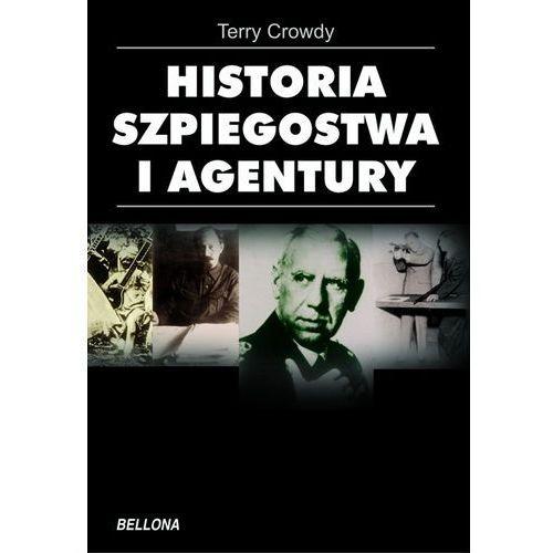 Historia szpiegostwa i agentury, oprawa broszurowa