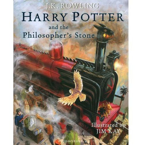 Harry Potter and the Philosopher's Stone (248 str.)