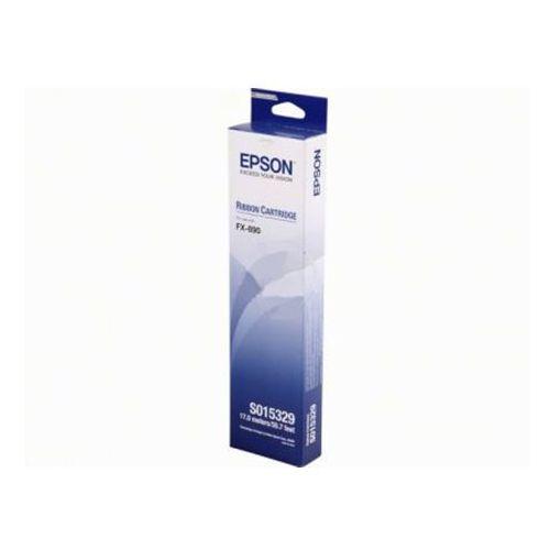 Taśma s015329 czarna do drukarek igłowych (oryginalna) marki Epson