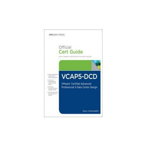 VCAP5-DCD Official Cert Guide (with DVD) (9780789750181)