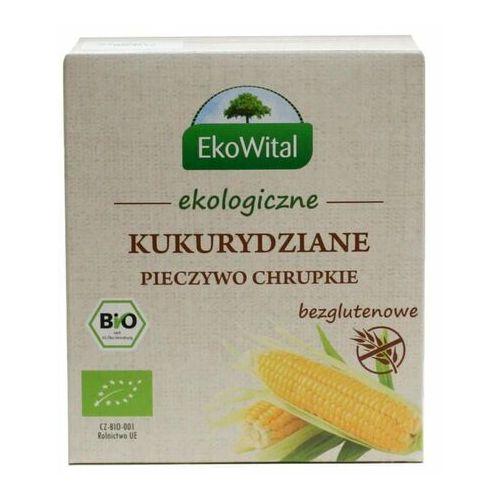Pieczywo chrupkie kukurydziane bezglutenowe bio 100 g marki Ekowital