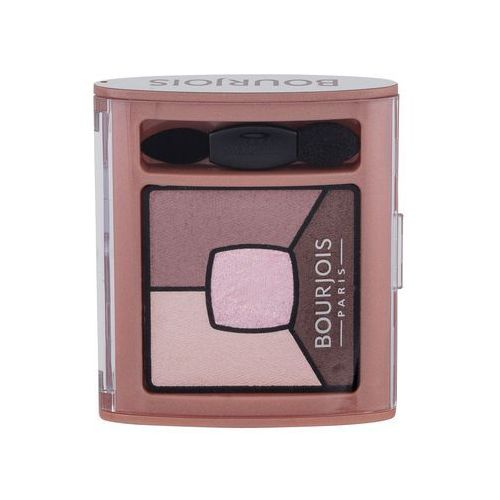 Bourjois Smoky Stories paleta cieni do powiek smokey eyes odcień 15 Over Rose 3,2 g, 3052503900216