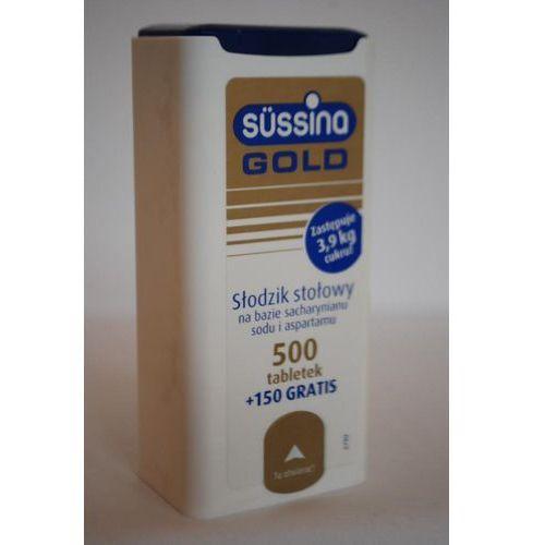 SUSSINA Gold, 500 tabletek (lek tabletki na odchudzanie)